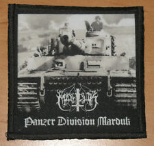 "MARDUK ""PANZER DIVISION MARDUK"" silk screen PATCH"