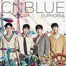 CNBLUE Japan 5th Album [EUPHORIA] Type B (CD + DVD) Limited Edition