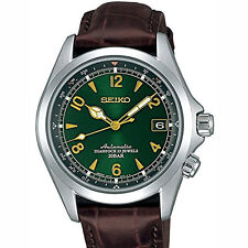 New Seiko Mechanical Alpinist SARB017 Watch Ships Free from Japan