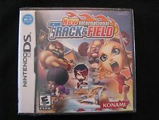 New International Track & Field (Nintendo DS, 2008) NEW SEALED!