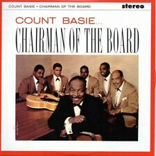 ★ CD Count BASIE  Chairman Of The Board - MINI LP REPLICA 10-TRACK CARD SLEEVE