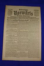 VORWÄRTS (6. Oktober 1919): Ende des englischen Eisenbahnerstreiks