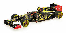 Romain Grosjean LOTUS TEAM RENAULT e20 1:18 racecar MINICHAMPS 2012 110120010