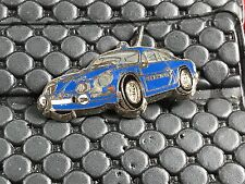 PINS PIN BADGE CAR RENAULT ALPINE 110 1971 BALLARD GENDARMERIE SECTION BRI