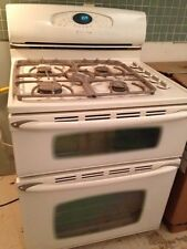 Maytag Gemini Double Oven 5 Burner Stove