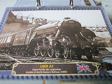 Lokarchiv Dampfloks 645 LNER A 3 Super Pacific LNR London North Eastern Railway