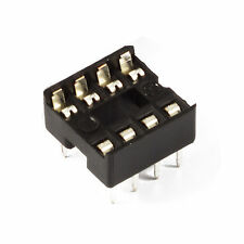 8 Pin DIL Socket 8DIP low profile x5