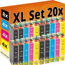 20 XL DRUCKER PATRONEN für EPSON XP33 XP225 XP313 XP322 XP325 XP413 XP422 XP425