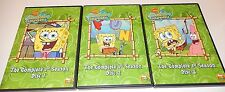 Spongebob Squarepants - Complete 1st Season (DVD, 2003, 3-Discs) FS + Hits CD