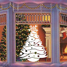 Christmas Tree Large Art Decal Vinyl Sticker For Wall Or Window