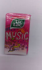 TIC TAC MUSIC tic tac  Flavoured CANDY 24gm ( PACK OF 6 )