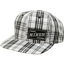 Nixon Stacked Starter Hat (Black)