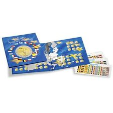 Lighthouse Album for 2 EURO coins, collection, collector, Leuchtturm gift 302574