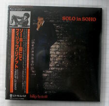 PHIL LYNOTT - Solo in Soho JAPAN SHM MINI LP CD NEU! UICY-77696 THIN LIZZY