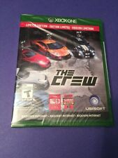The Crew *Limited Edition + Bonus DLC* for XBOX ONE NEW