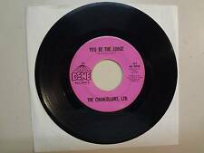 """CHANCELLORS, LTD.:You Be The Judge-From The Sublevels-U.S.7"""" 66 DENE Records 101"""