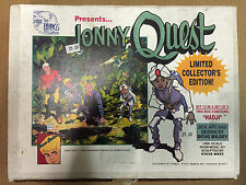 Jonny Quest Hadji Coldcast 1/8th scale the shape of things Model Kit 1994