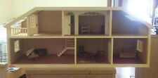 ( Vintage ) 1970 Village Lundby 2 Story Electric Doll House