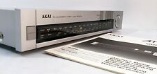 Akai AT-K1L Stereo Tuner FM AM LW with Manual - GWO - FREE UK DELIVERY