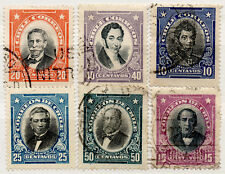 (I.B) Chile Postal : Definitive Heads Collection