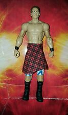 WWE Mattel Elite Drew McIntyre Galloway Flashback Custom Legends TNA piper skirt
