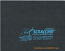 PANNO SCRACCHIO - L'ORIGINALE UNIDEA - 2 PANNI - OMAGGIO COPERCHIO IN SILICONE