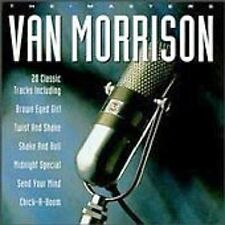 Masters by Van Morrison CD Eagle Rock EAB CD 051