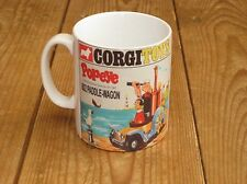 Corgi Toys Popeye Paddle Wagon Advertising MUG
