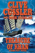 Treasure of Khan  by Clive Cussler.
