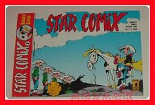 STAR COMIX N 3 Lucky Luke E Asterix STAR COMICS 1992