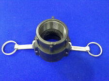 "large water hose connector high pressure 1 1/2"" snap lock coupler KWICK-KAM"