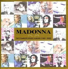 NEW The Complete Studio Albums (1983-2008) [box] by Madonna CD (CD) Free P&H
