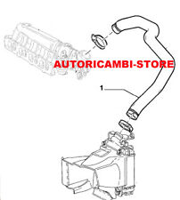 50508081 MANICOTTO DAL COLLETTORE ALL INTERCOOLER ALFA 147 1.9 JTD 85KW 115CV