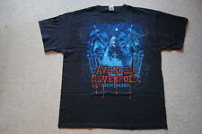 AVENGED SEVENFOLD TANGLED T SHIRT XL NEW OFFICIAL A7X NIGHTMARE HAIL TO KING