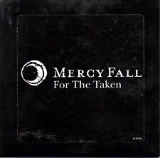 "MERCY FALL ""FOR THE TAKEN"" ADVANCE PROMO CD **NEVER PLAYED**"