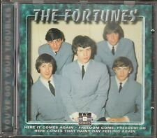 FORTUNES You've Got Your Troubles CD NEW 15 track CAROLINE Here It Comes Again