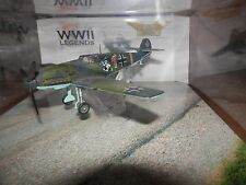 CORGI AVIATION 1:72 MESSERSCHMITT BF 109E-1 STAFFELKAPTIN EDUARD NEUMAN