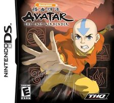 Avatar: The Last Airbender - Nintendo DS Game - Game Only