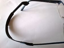 GLASSES SECURE SPORTS ELASTIC STRAP - BLACK 21cm (BRAND NEW)