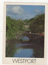 Westport Co Mayo Ireland 1992 Postcard 982a