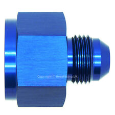AN-12 FEMALE to AN-6 MALE JIC REDUCER/EXPANDER Hose Fitting Adapter