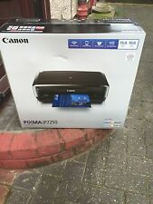 NEW & BOXED Canon Pixma ip7250 COLORE INKJET STAMPANTE Fotografica Wireless Mobile Print