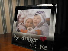 BROTHERS PHOTO FRAME SISTER / BROTHER PHOTO FRAME  BIG BROTHER PHOTO FRAME GIFT