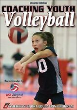 Coaching Youth Volleyball - 4th Edition Coaching Youth Sports