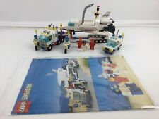 Vintage Lego System ~ Set 6346 ~ Shuttle Launching Crew ~ 100% Complete !!!