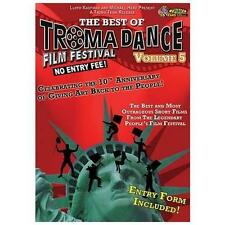 The Best of Tromadance Film Festival - Vol. 5 (DVD, 2009) Ships in 12 hours!!!