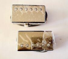 Genuine Gibson BurstBucker 1 & 2 Guitar Humbucker Pickup Nickel Quick Connect