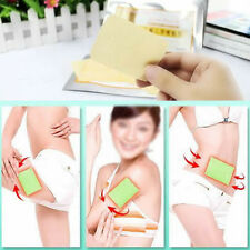 100Pcs Slim Patch Burn Fat Weight Loss Slimming Diets Pads Detox Adhesive Sheet