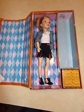 Mattel Teen Trends Courtney Fashion Doll & Carry Case