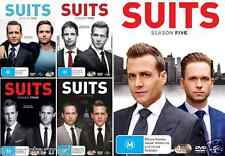 Suits - COMPLETE COLLECTION Seasons 1 - 5 : NEW DVD